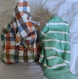 Other - Dress shirt and hoodie